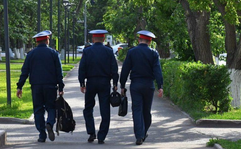 Минфин РФ предлагает сократить сотрудников ОВД