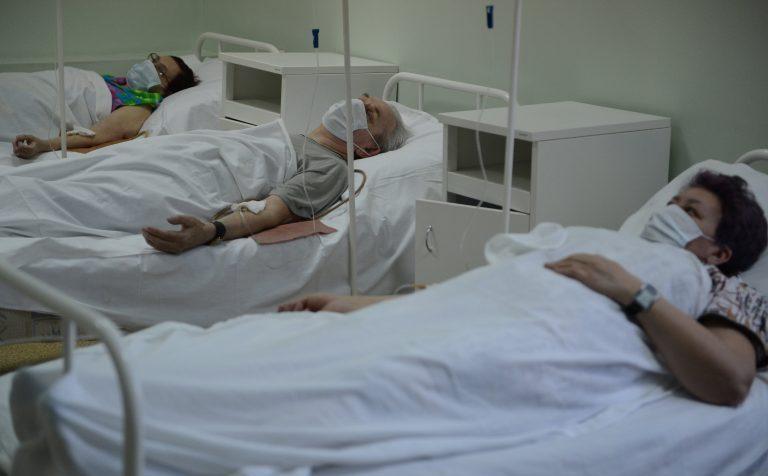 Суточный прирост заболеваний COVID-19 в Подмосковье удвоился