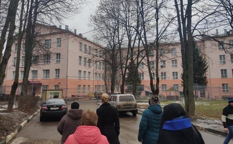 Туберкулёзный нижегородец задержан в подмосковном Солнечногорске