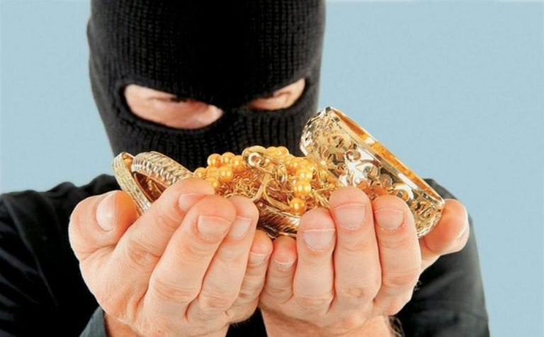 Клинские полицейские раскрыли кражу золотых украшений