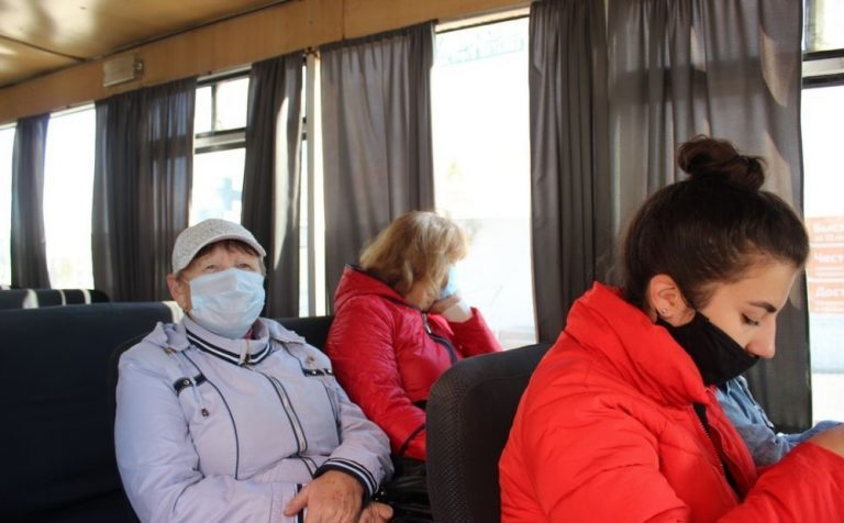 От маски не прокатят: усилен контроль за соблюдением мер безопасности