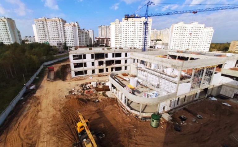 К осени 2021 года в Солнечногорске появится школа
