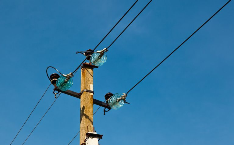Клин: плановое отключение электроэнергии 15 октября