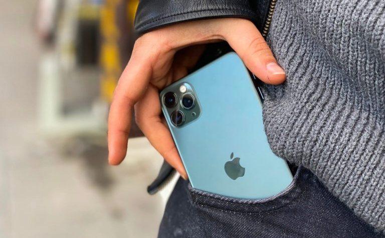 В Москве украли iPhone 12