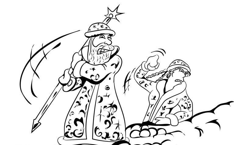 Дедушки по вызову: цены на услуги новогодних аниматоров упали без спроса
