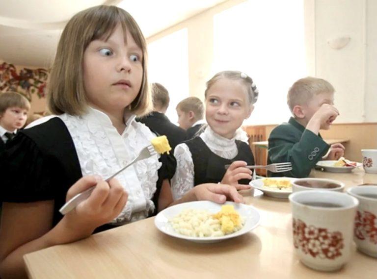 Названы самые ужасные блюда школьных столовых