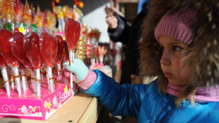 В Солнечногорск приедет «Снежный караван»