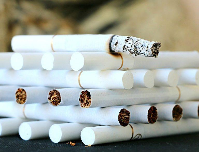 Сигареты в России перестанут гореть самостоятельно