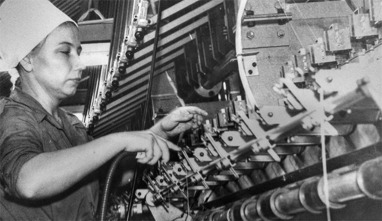 Комбинату «Клинволокно» 90 лет. Было бы…