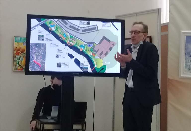 В зале им. Карапаева обсудили «Времена года»