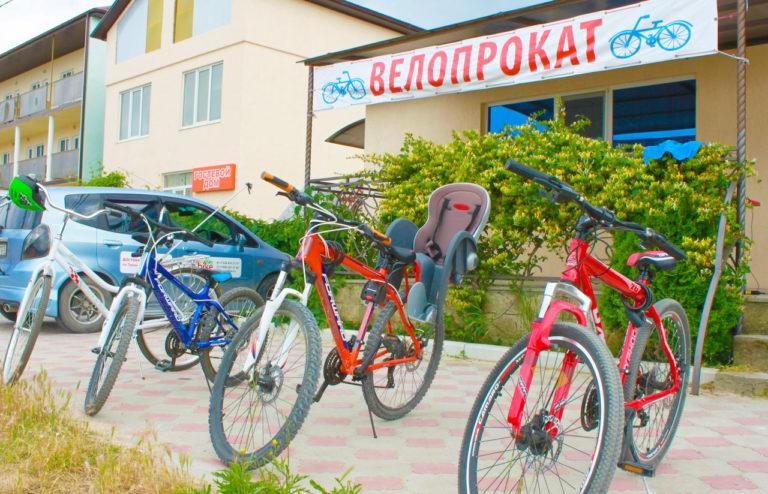 Сервис велопроката открылся в Клину