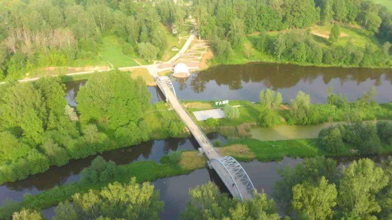 Сестрорецкий парк частично закрыт