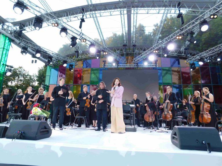 В Клину завершился седьмой международный фестиваль искусств П. И. Чайковского.
