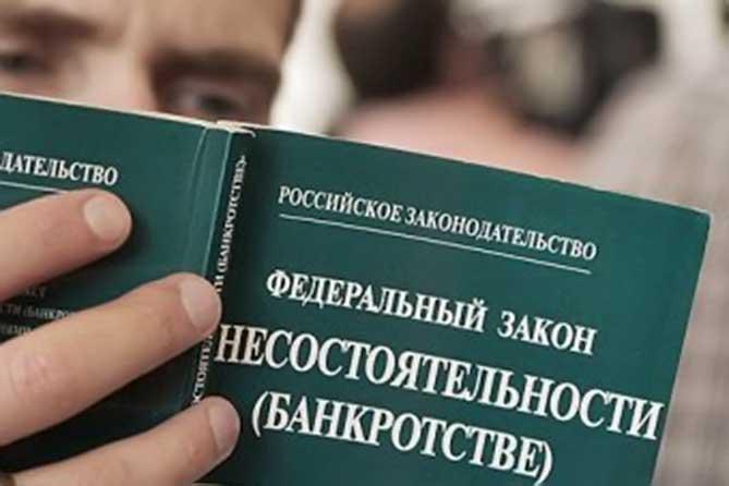 Подмосковье вошло в тройку лидеров среди регионов по банкротству