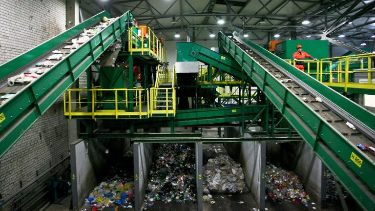 В Клину до конца года построят мусорообрабатывающий комплекс