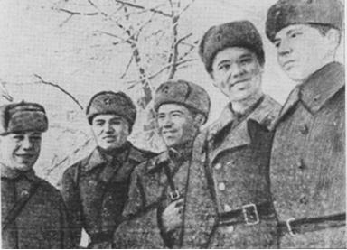Участие войск НКВД в Битве под Москвой