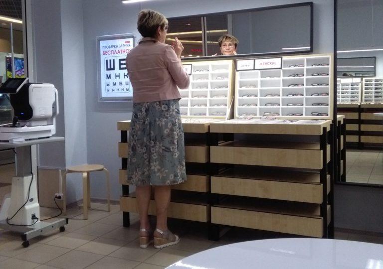 Клинские врачи получат новые очки