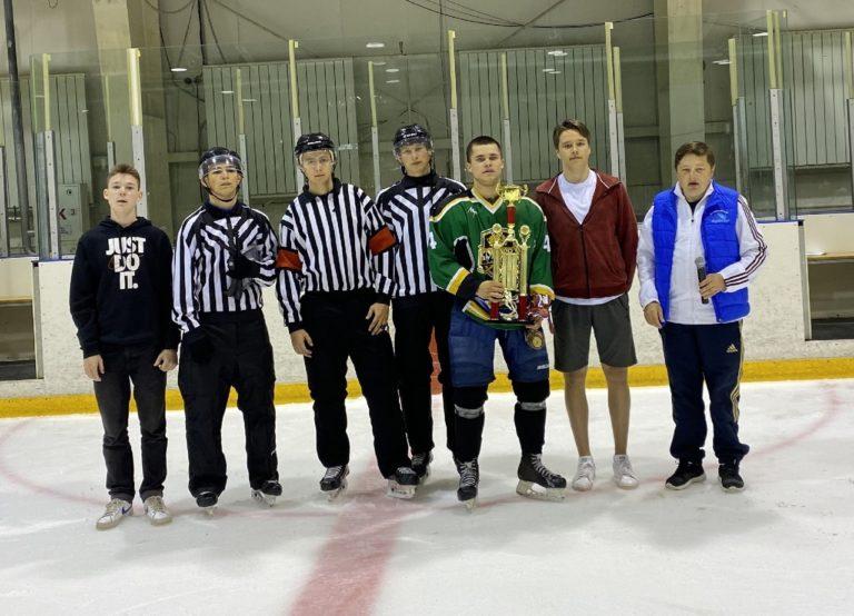 Хоккей: Определился летний чемпион