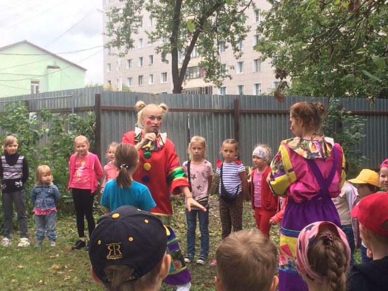 В музее Гайдара прошёл яблочный спас