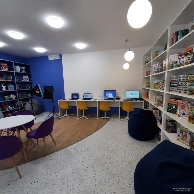 В посёлке Чайковского появится модельная библиотека