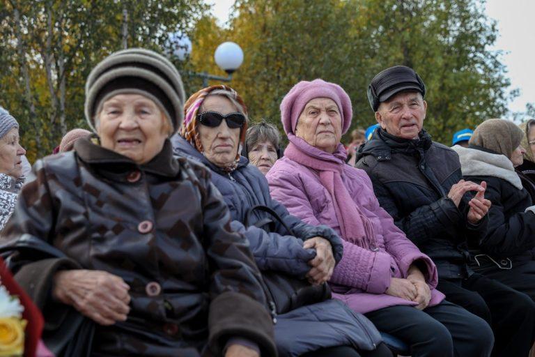 Жители Подмосковья больше всех боятся пенсии
