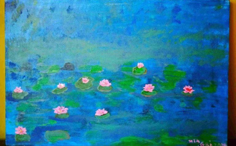 Выставка «Абстракция» в Решетниково