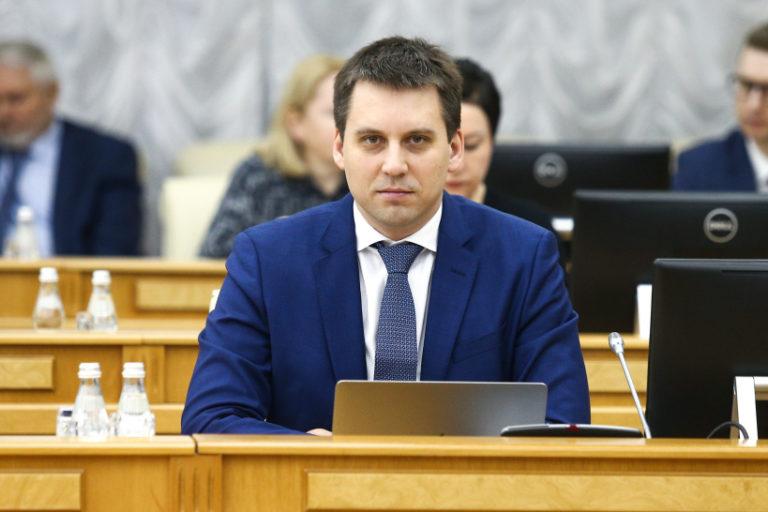 Вячеслав Духин проведёт встречу с бизнесом Подмосковья 29 сентября