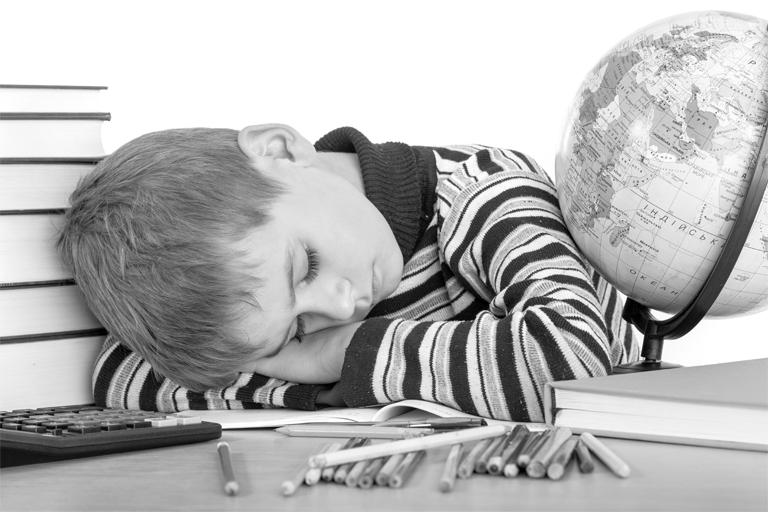 Как помочь ребёнку справиться с переутомлением