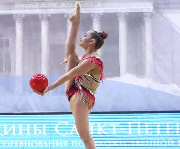 Художественная гимнастика: Ещё один мастер