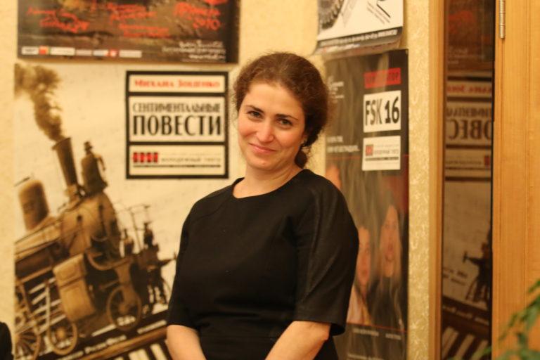 Софья Апфельбаум: «Наша главная мечта – чтобы зритель, придя в РАМТ в детстве и в отрочестве, вернулся вместе с детьми и внуками»